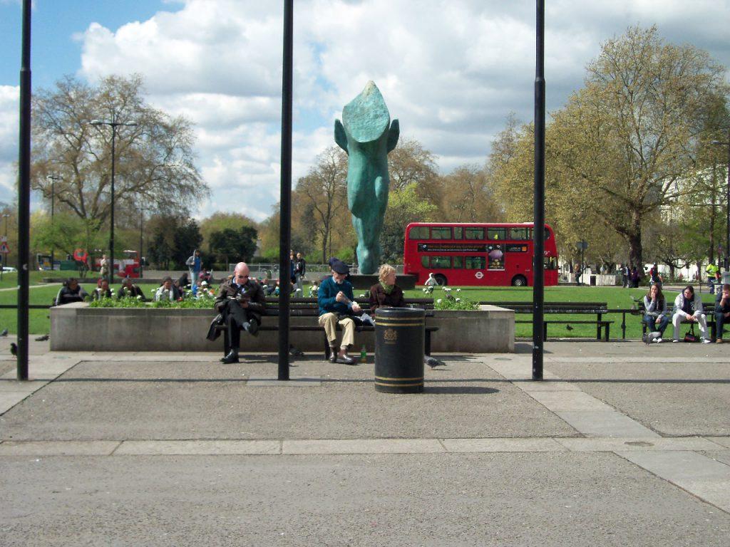 morar em Madrid Londres