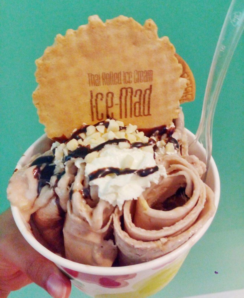 sorvete tailandes