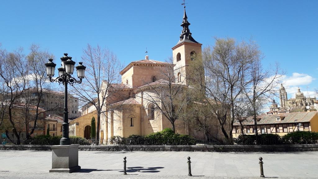 Igreja San Milan Segovia