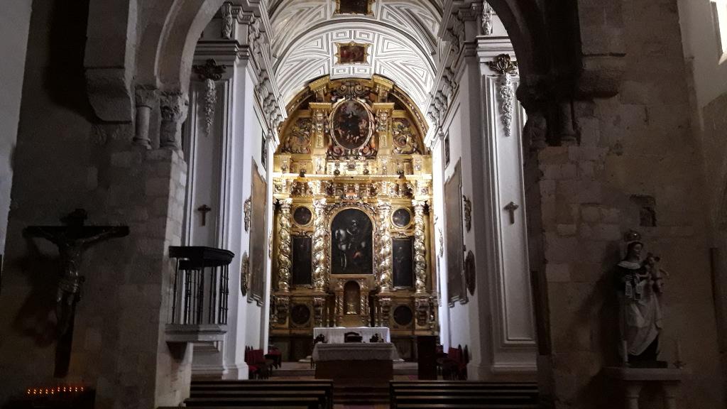 igreja de San Martin Segóvia