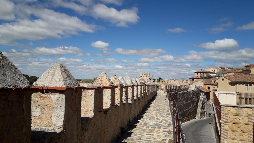 muralha de Segóvia