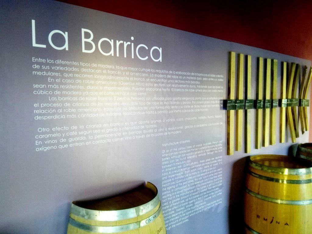barris de vinho ribera del duero