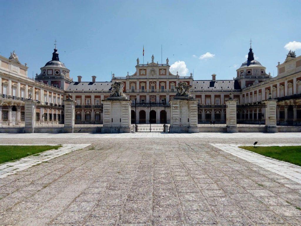 Tour guiado em Aranjuez