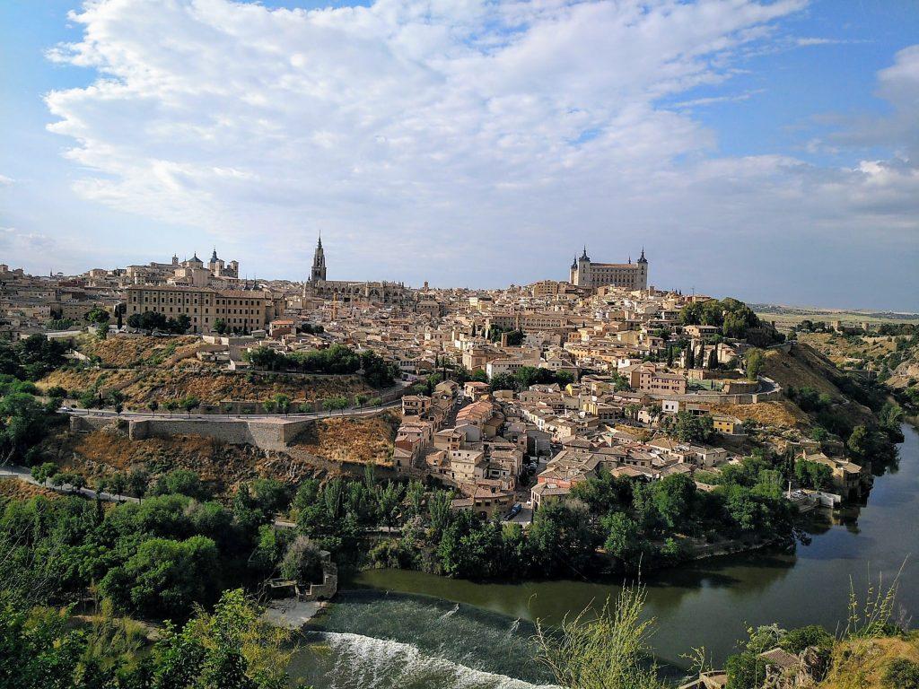tour guiado em Toledo