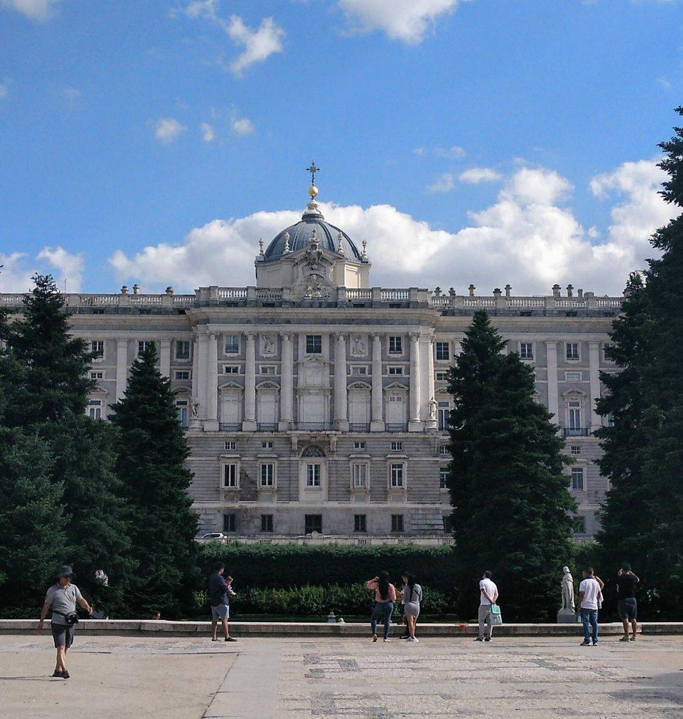 guia turistico em Madrid