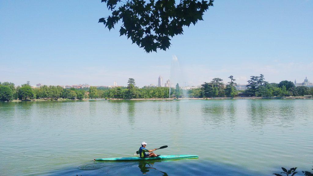 Lago da Casa de Campo