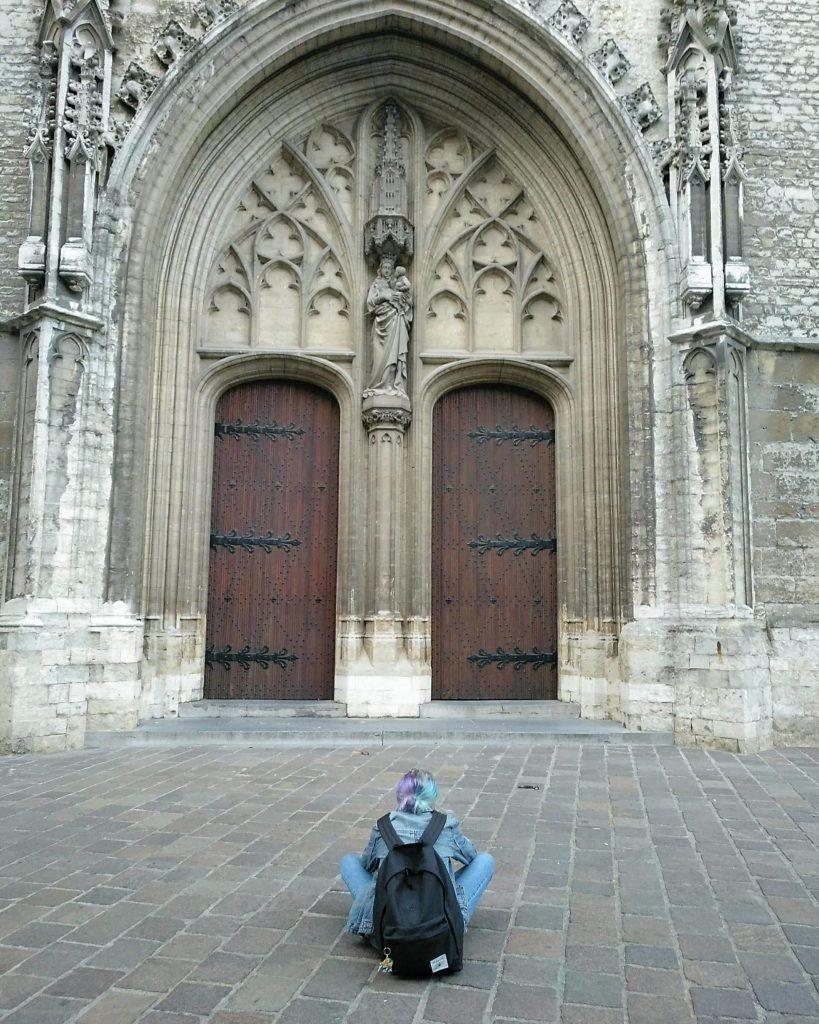 catedral de Gante na Belgica