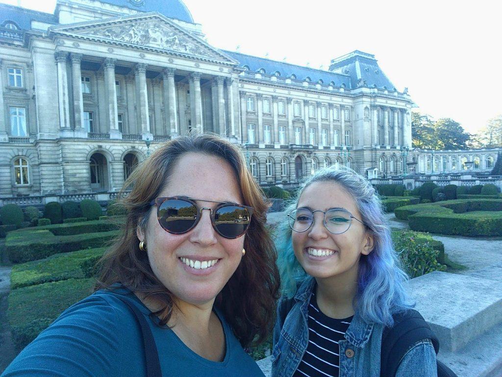 palacio real de bruxelas