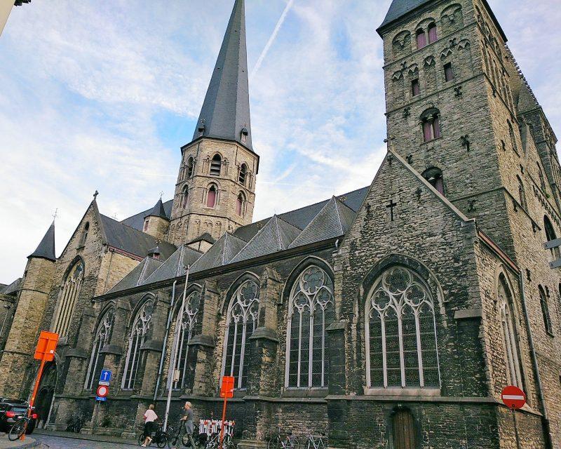 igreja de Santiago em Gante