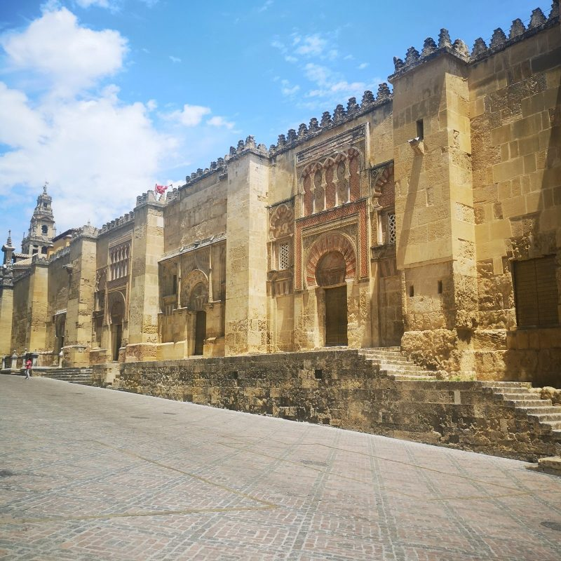 vista exterior Mesquita - Catedral de Córdoba