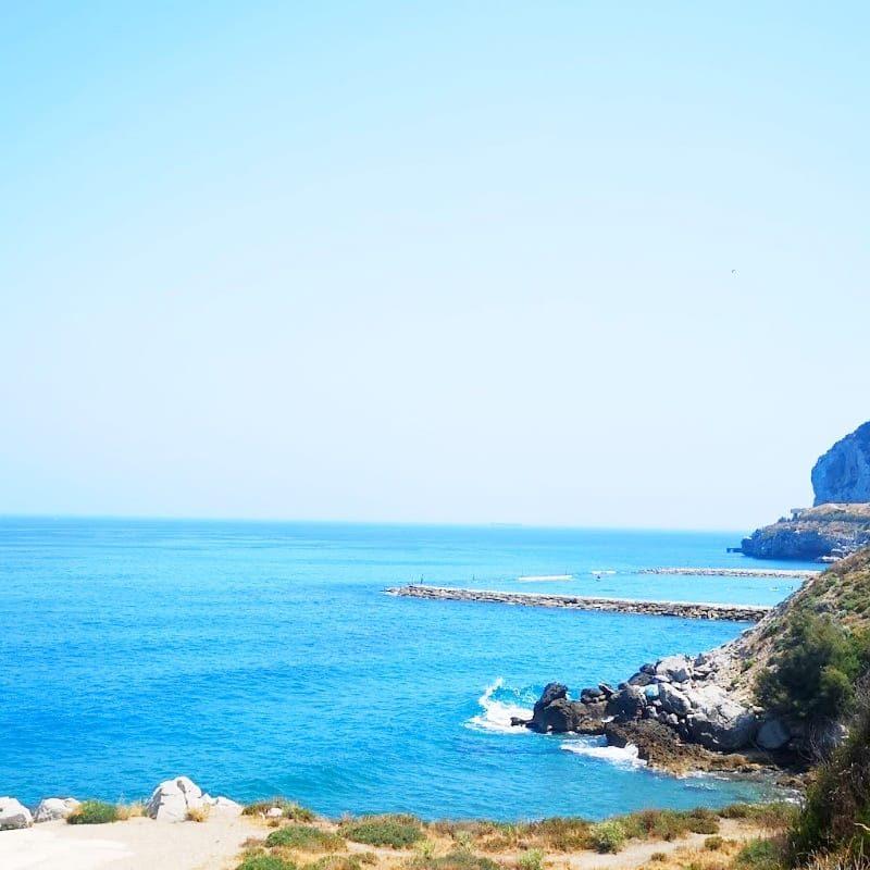 Gibraltar praias da Espanha