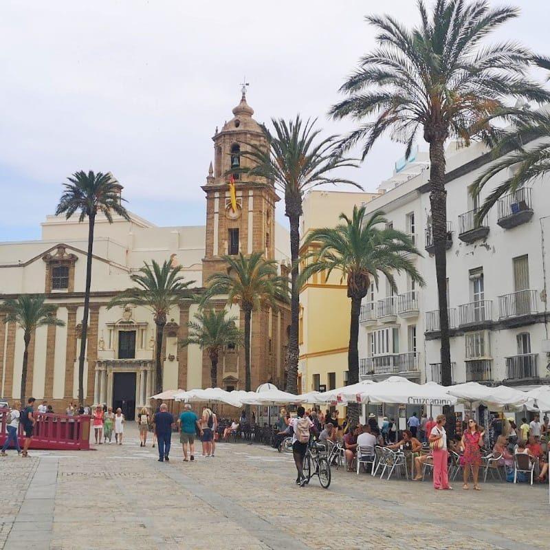 praias da Espanha Cádiz