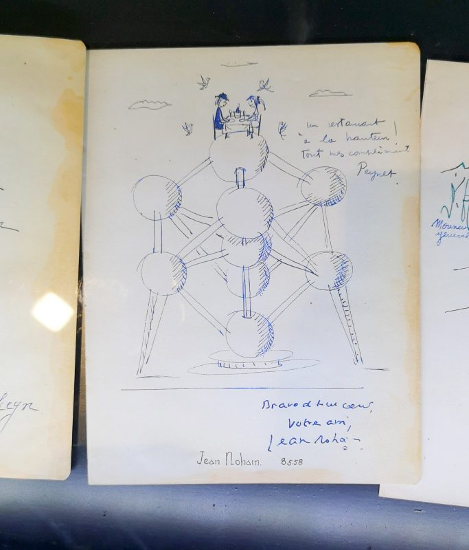 Projeto Atomium de Bruxelas