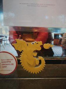 simbolo dragao restaurante belgica