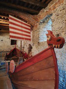 barco viking roteiro na Bélgica