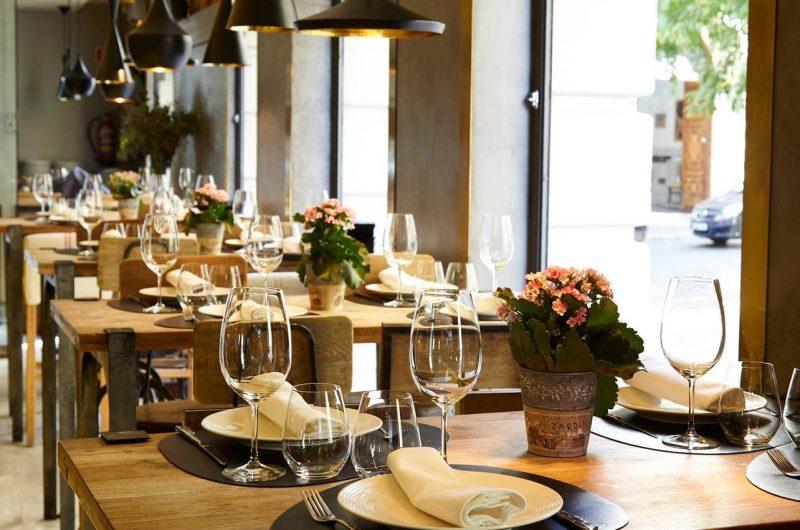 dicas de restaurantes em Madrid mesas ten con ten