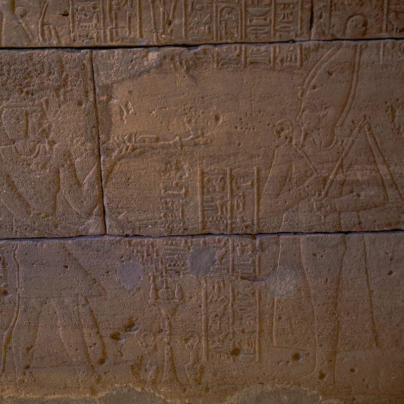 templo egípcio na Europa